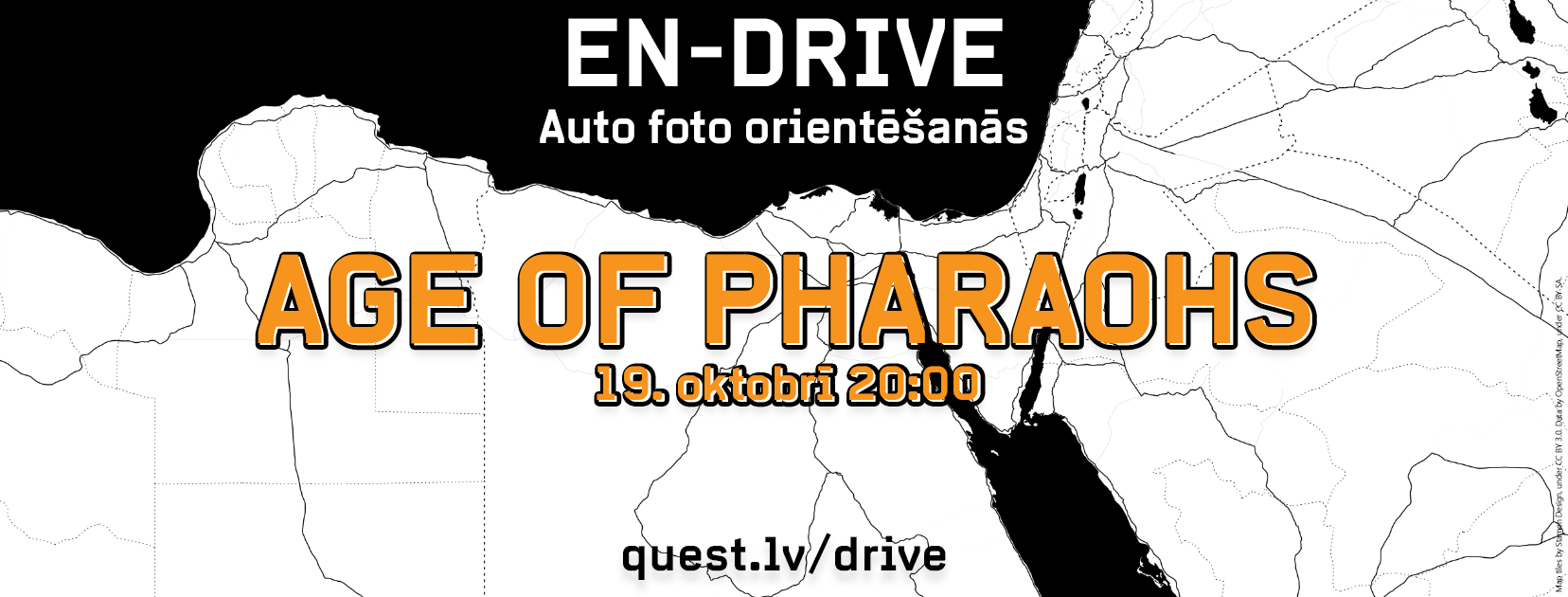 EN-Drive — Age of Pharaohs