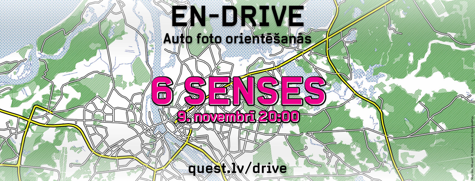 EN-Drive — 6 Senses