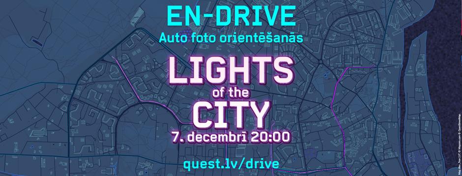 EN-Drive — Lights of the City