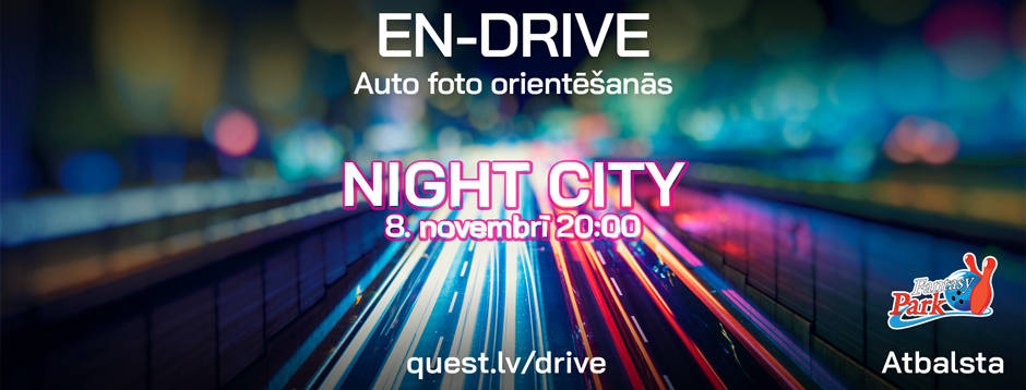 EN-Drive — Night City