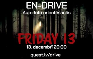 EN-Drive — Friday 13