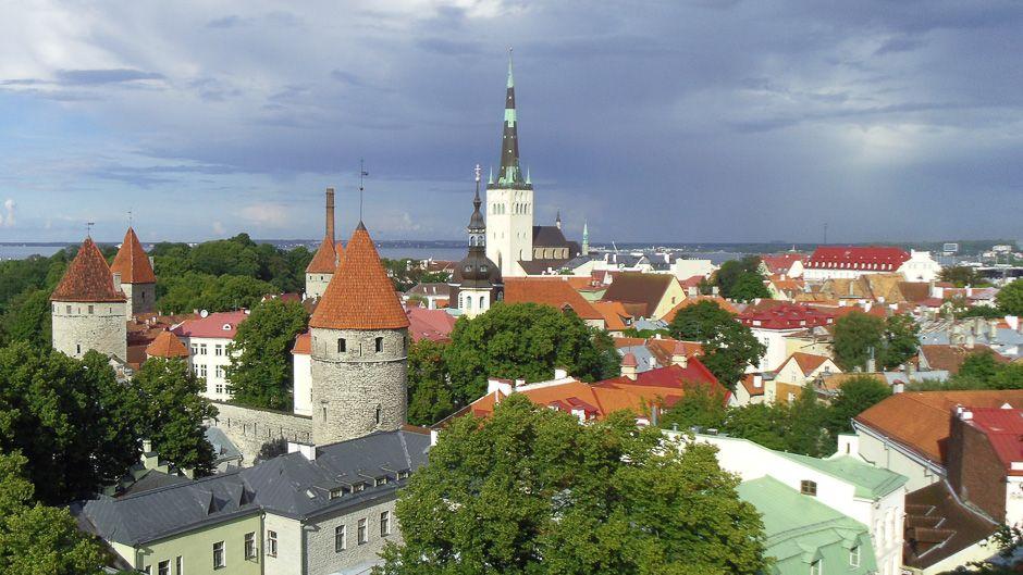 Foto orientēšanās Tallinā