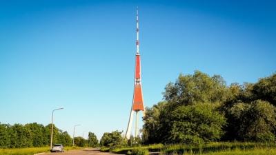 Foto spēle Zaķusalas TV tornī
