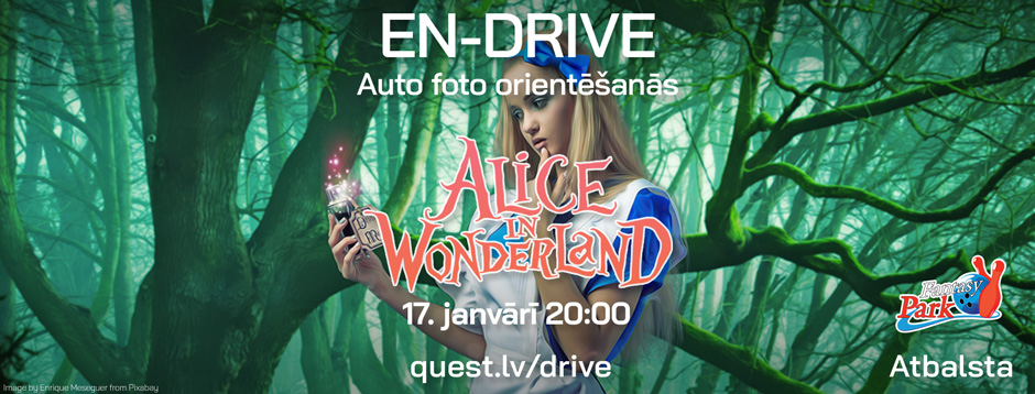 EN-Drive — Alice in Wonderland