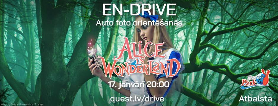 EN-Drive — Alice in Wonderland