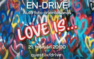 EN-Drive — Love Is
