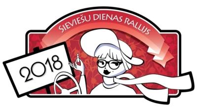 """""""Sieviešu dienas rallijs 2018"""" posmi"""