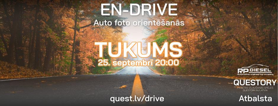 EN-Drive — Tukums