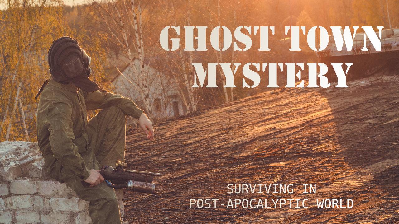 Тайны города-призрака — Квест в Болдерае