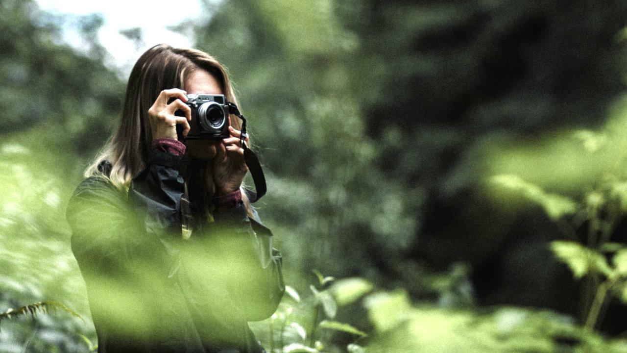 Foto orientēšanās Mežaparkā