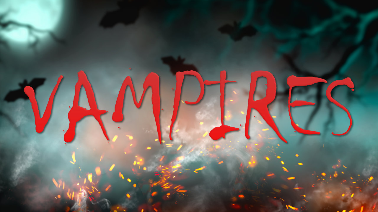 Vampīri — Pastaigu spēle Rīgas Klusajā centrā