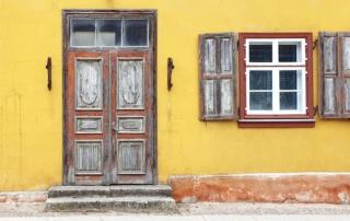 Фото ориентирование в Кулдиге — Историческая застройка