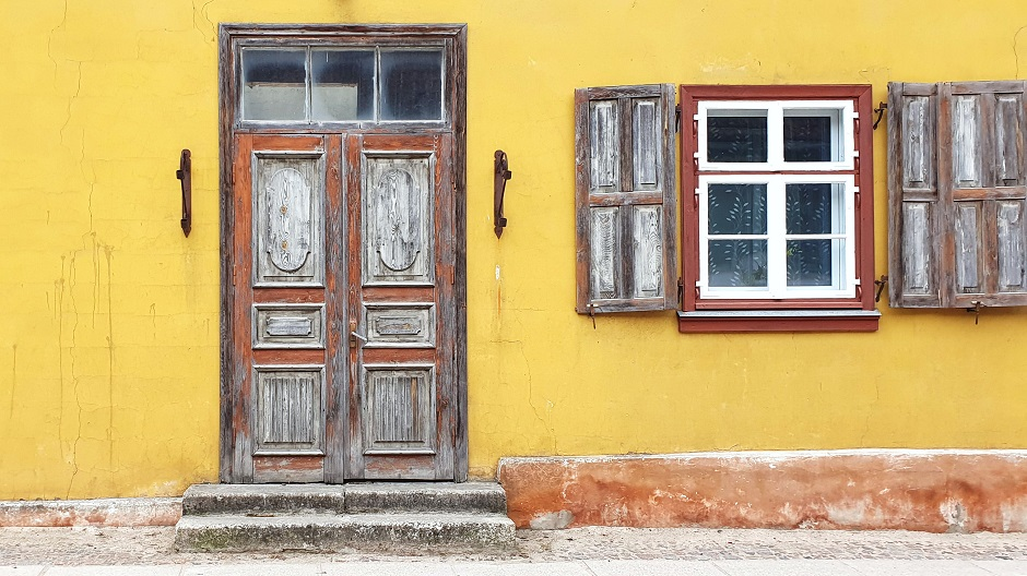 Photo Orienteering Game in Kuldiga