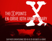 EN-Drive — X-Points